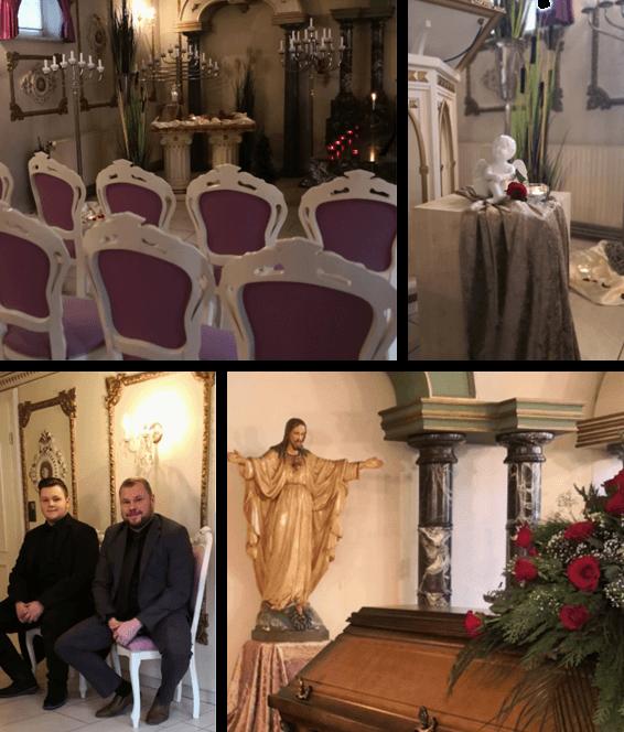 Trauerhalle und Abschiedsraum in Helmstedt